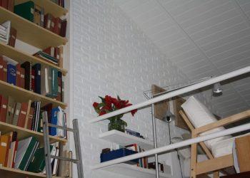 beyaz tugla uygulana 11 350x250 - Dekoratif Beyaz Tuğla