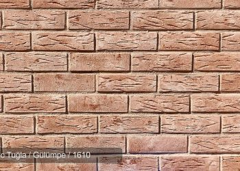rustic gülüpe 350x250 - Dekoratif Rustic Tuğla